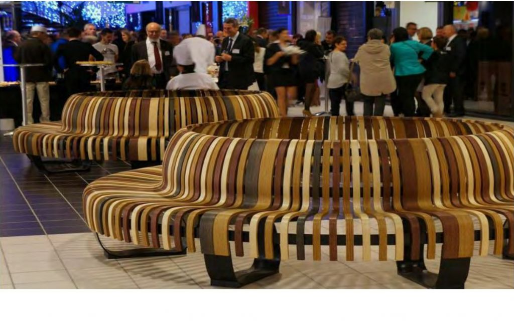 Seamless Modular Seating